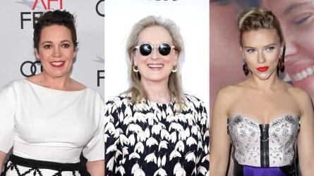 Golden Globes Nominations 2020: Olivia Colman