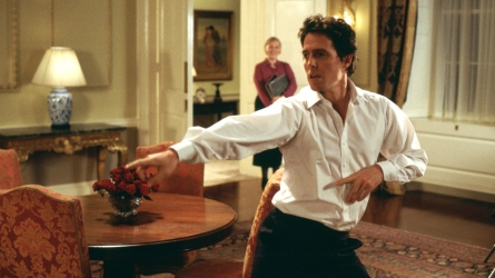 'Love Actually' Hugh Grant Admits He.