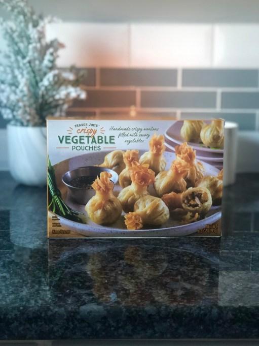 Crispy Vegetable Pouches