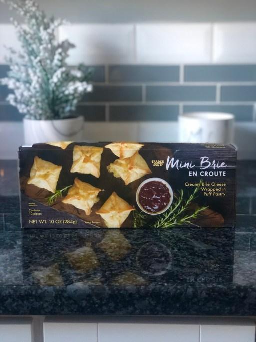 Mini Brie En Croute