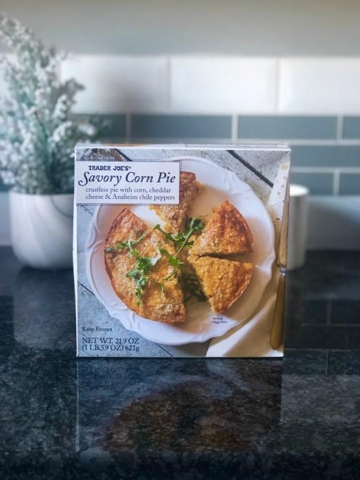 Savory Corn Pie