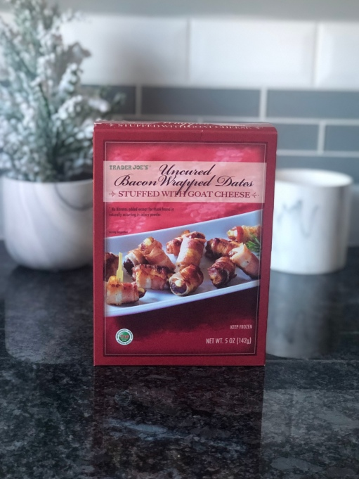 Uncured Bacon Wrapped Dates