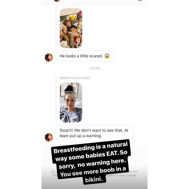 Jade Roper Slams Instagram Troll 2