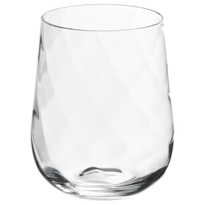 Minimalist Home Decor: KONUNGSLIG Glass