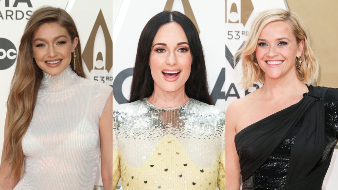 Kacey Musgraves Reese Witherspoon and Gigi