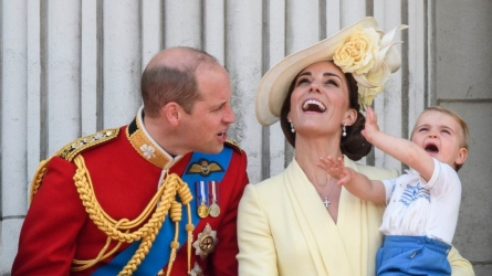 14 Photos of Kate Middleton doing