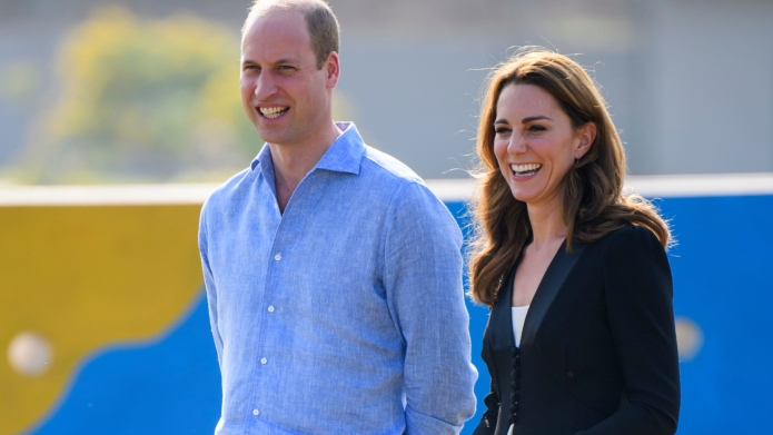Kate Middleton & Prince William Join