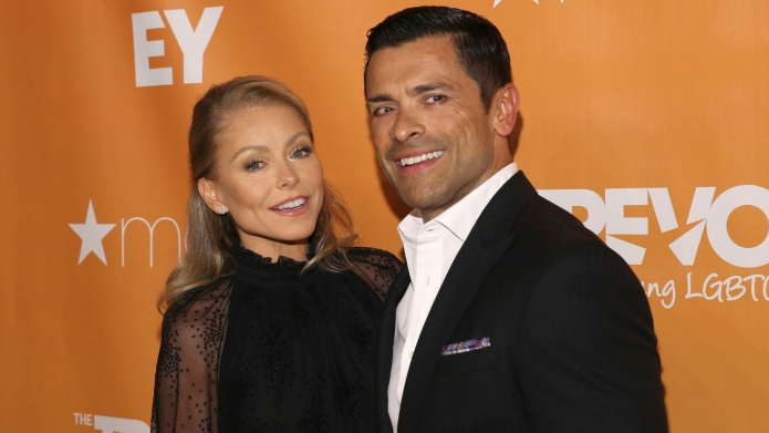Kelly Ripa Shares an Outtake From
