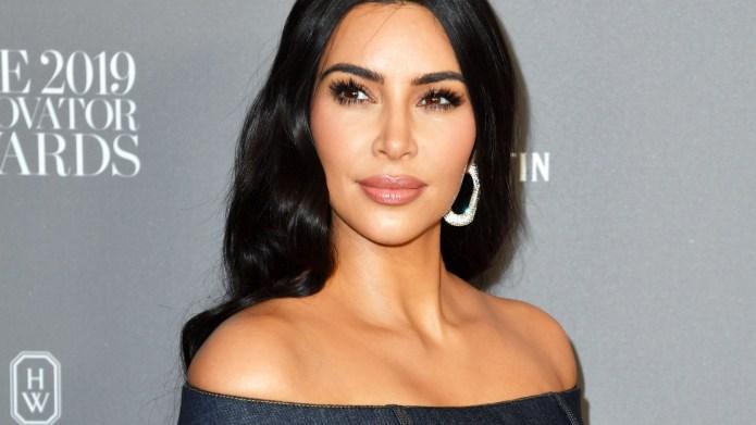 Kim Kardashian Son Saint West
