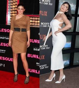 Kylie Jenner transformation