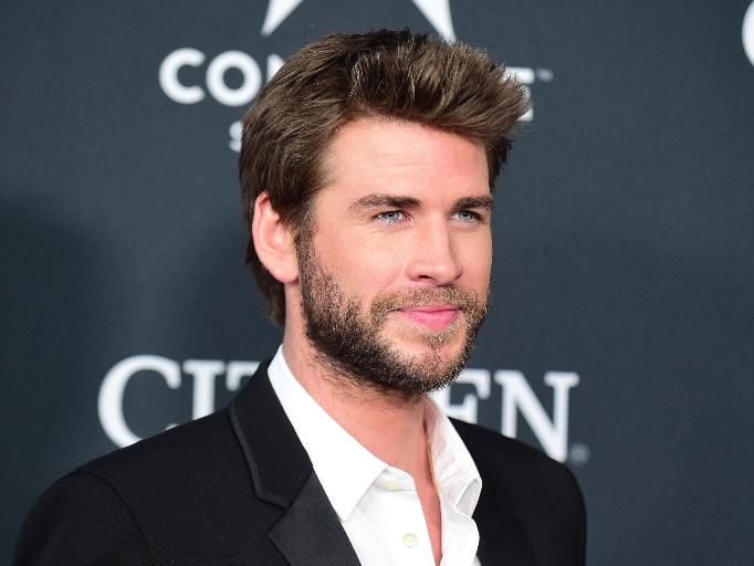 Celebrities with January Birthdays: Liam Hemsworth