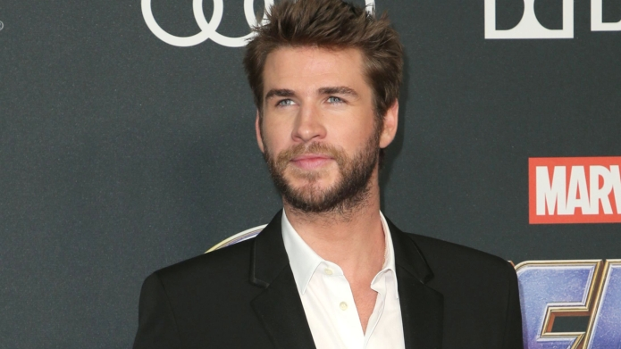"Liam Hemsworth googled ""thirst trap"""