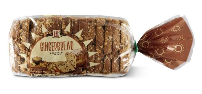 L'oven Fresh gingerbread breakfast bread