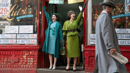 The Marvelous Mrs. Maisel was renewed
