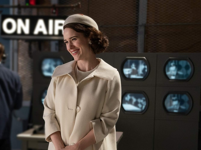 'The Marvelous Mrs. Maisel' was just renewed for Season 4