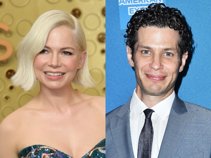 Michelle Williams and Thomas Kail just got engaged