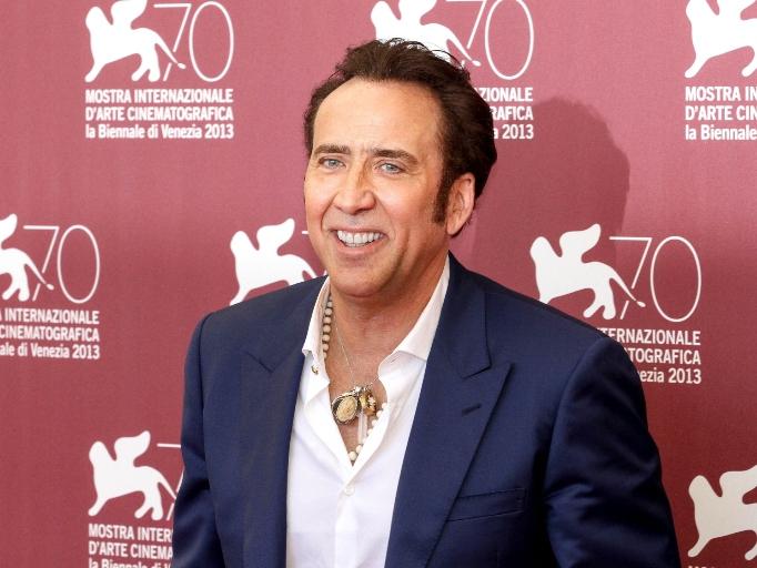 Celebrities with January Birthdays: Nicolas Cage