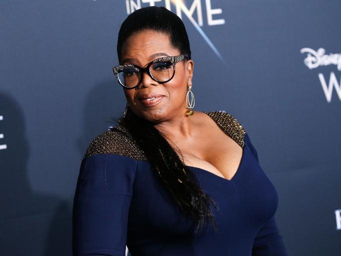 Celebrities with January Birthdays: Oprah Winfrey