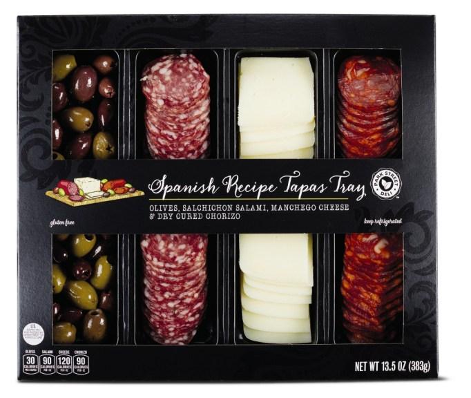 Park Street Deli Spanish tapas tray