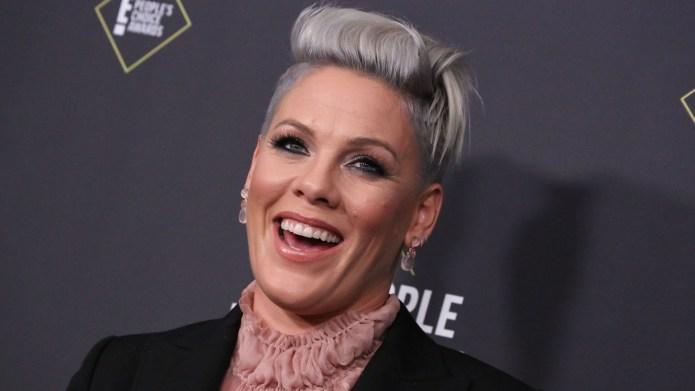 Pink been named Pollstar's 2019 artist