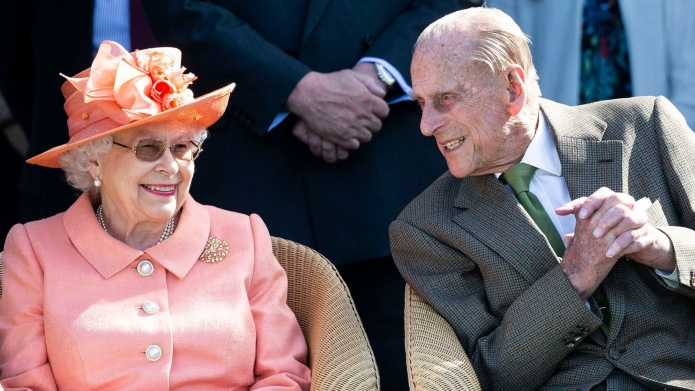 Prince Philip hospitalized for 'observation and