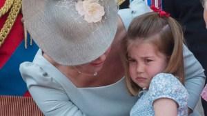 Princess Charlotte wants a pony for Christmas