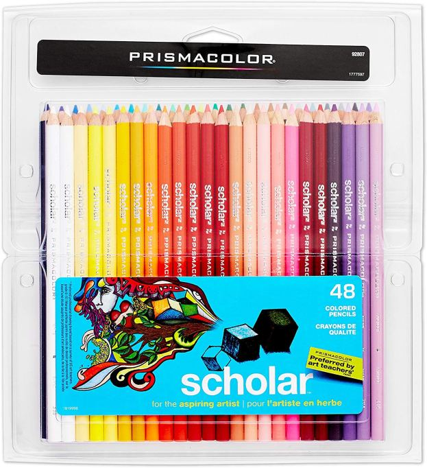 60 Stocking Stuffers for Everyone On Your List: Colored Pencils
