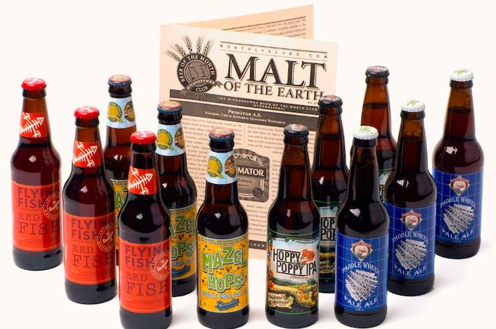U.S Microbrewed Beer Club