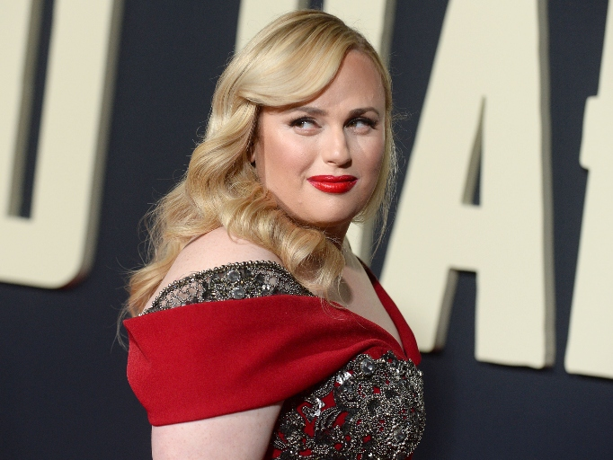Rebel Wilson was pressured to take her clothes off for 'The Brothers Grimsby'