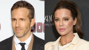 Ryan Reynolds and Kate Beckinsale are lookalikes