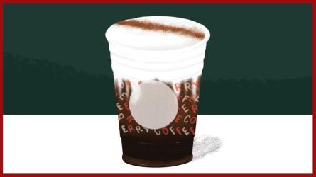 We Tried Starbucks' New Irish Cream