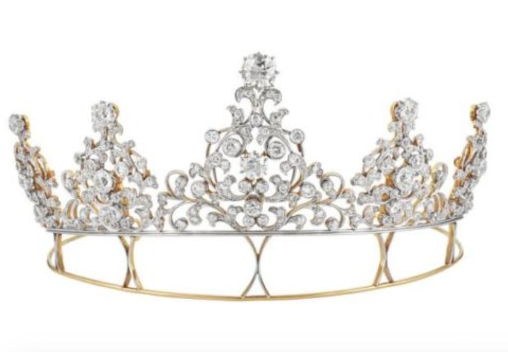 Bentley & Skinner tiara