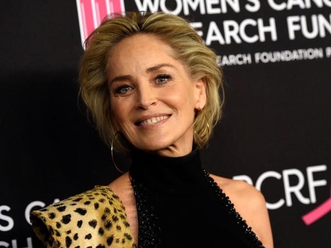 Sharon Stone was pressured to take her underwear off for 'Basic Instinct'