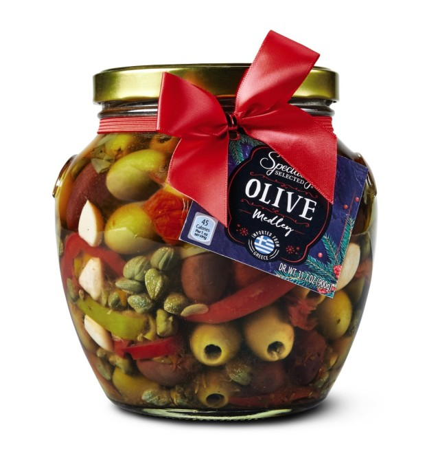 Specially Selected olive medley gift jar