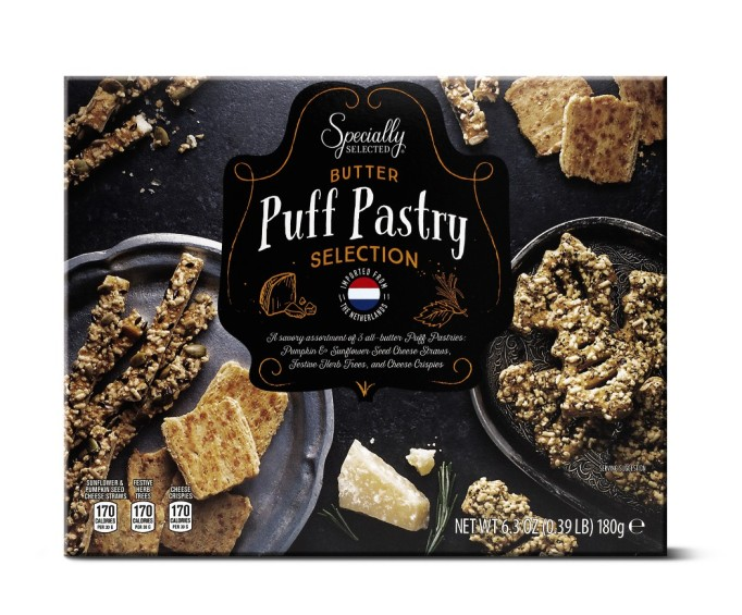 Specially Selected puff pastry assortment