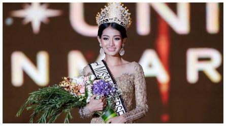 Swe Zin Htet Miss Universe
