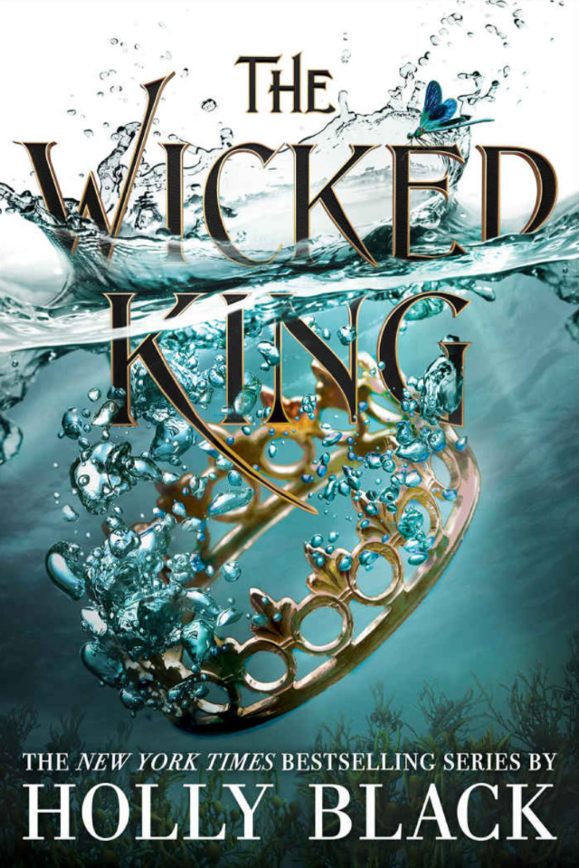 The Wicked King Young Adult Fantasy book