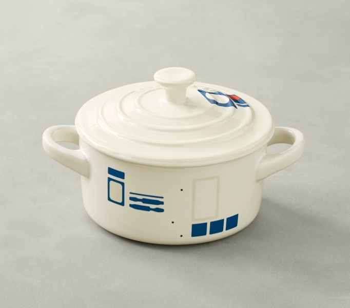 'Star Wars' Gift Idea: R2-D2 Mini Round Cocotte