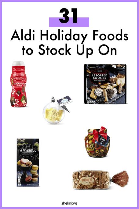 Aldi Holiday Foods