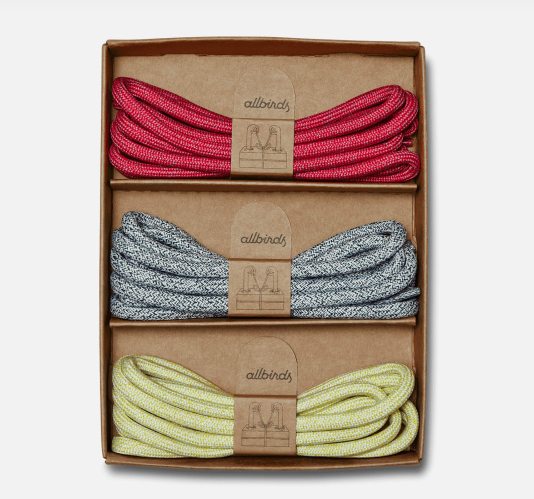 60 Stocking Stuffers for Everyone On Your List: Shoe Lace Kit