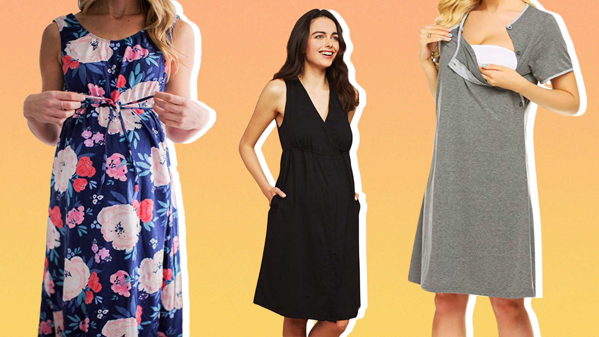 The Best Labor And Delivery Gowns You Can Buy On Amazon Sheknows