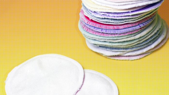 Best Reusable Nursing Pads