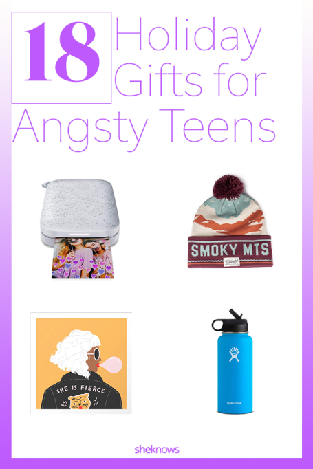 Teen gift ideas