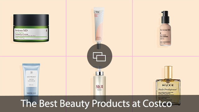 The Most Incredible Beauty Buys You Can Score at Costco