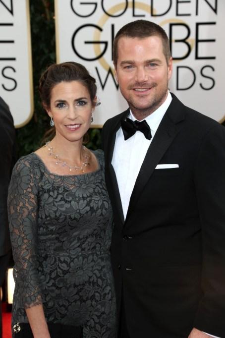 Caroline & Chris O'Donnell.