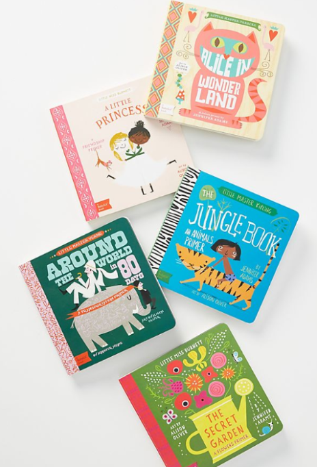 60 Stocking Stuffers for Everyone On Your List: Board Books