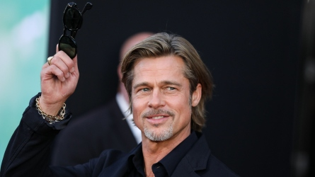 Brad Pitt New York Times interview