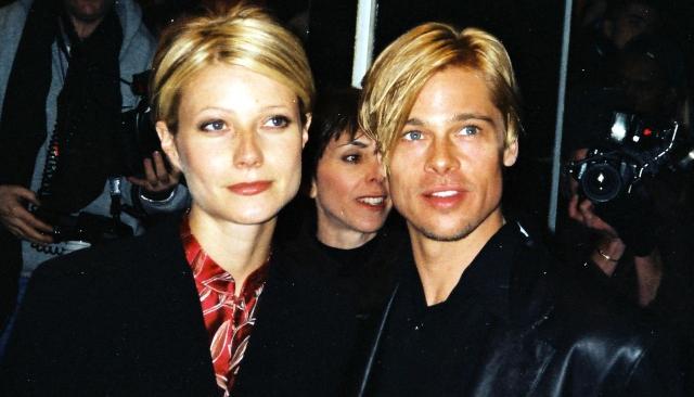 Brad Pitt and Gwyneth Paltrow.