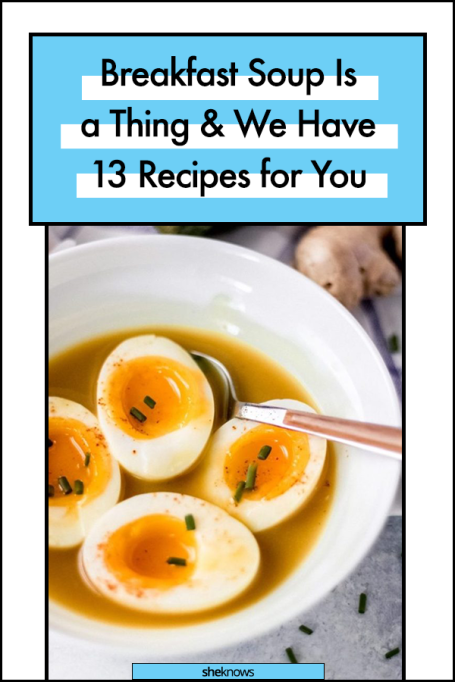 Breakfast Soup Recipes