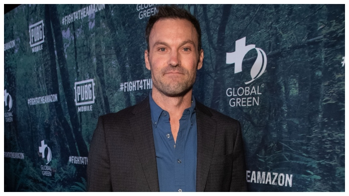 Brian Austin Green Reunites With Son